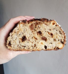 Muesli sourdough